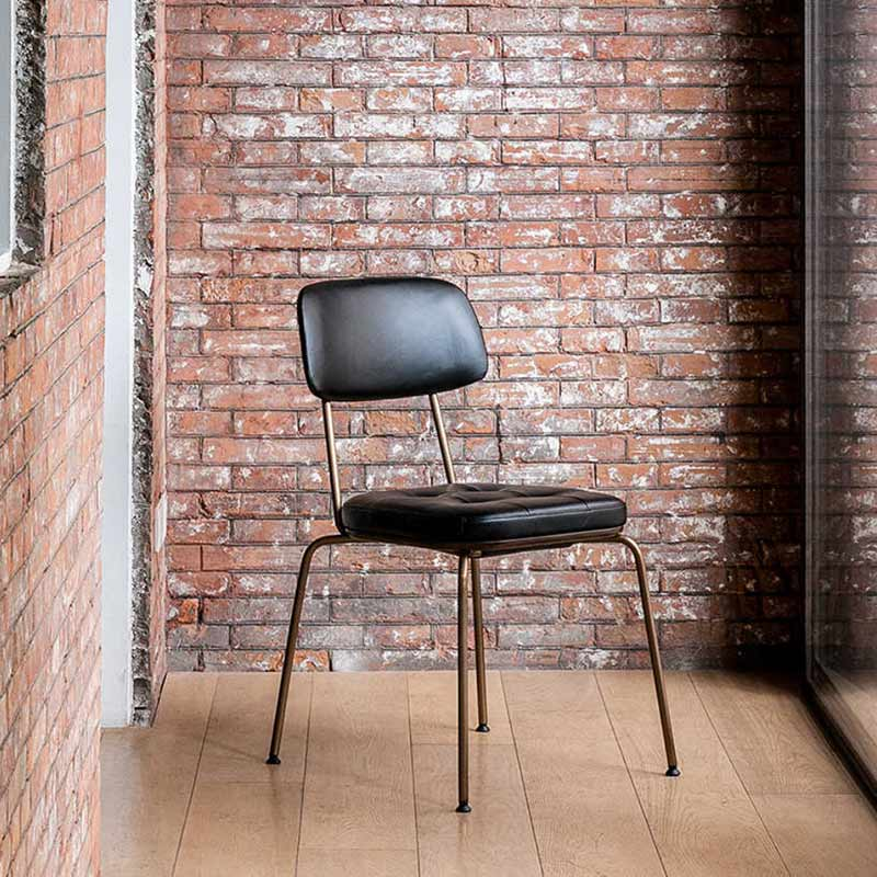Stellar Works Utility Stacking Chair U by Neri&Hu 3 Olson and Baker - Designer & Contemporary Sofas, Furniture - Olson and Baker showcases original designs from authentic, designer brands. Buy contemporary furniture, lighting, storage, sofas & chairs at Olson + Baker.