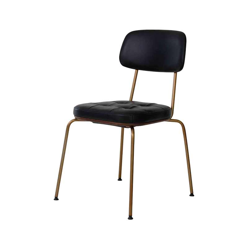 Stellar Works Utility Stacking Chair U by Neri&Hu Olson and Baker - Designer & Contemporary Sofas, Furniture - Olson and Baker showcases original designs from authentic, designer brands. Buy contemporary furniture, lighting, storage, sofas & chairs at Olson + Baker.
