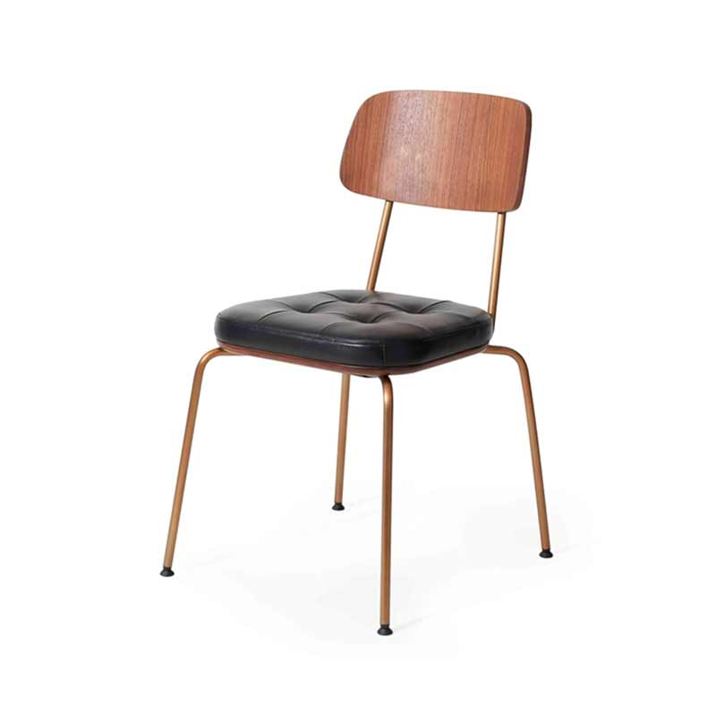 Stellar Works Utility Stacking Chair V by Neri&Hu Olson and Baker - Designer & Contemporary Sofas, Furniture - Olson and Baker showcases original designs from authentic, designer brands. Buy contemporary furniture, lighting, storage, sofas & chairs at Olson + Baker.