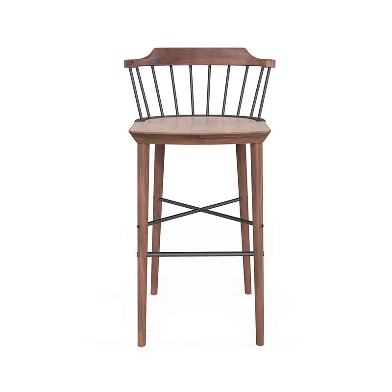 Stellar Works Exchange Bar Stool by Crème