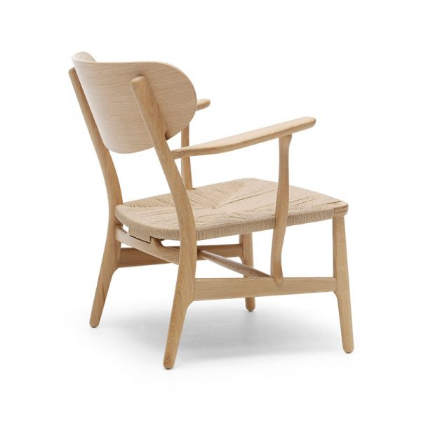 CH22 Lounge Chair