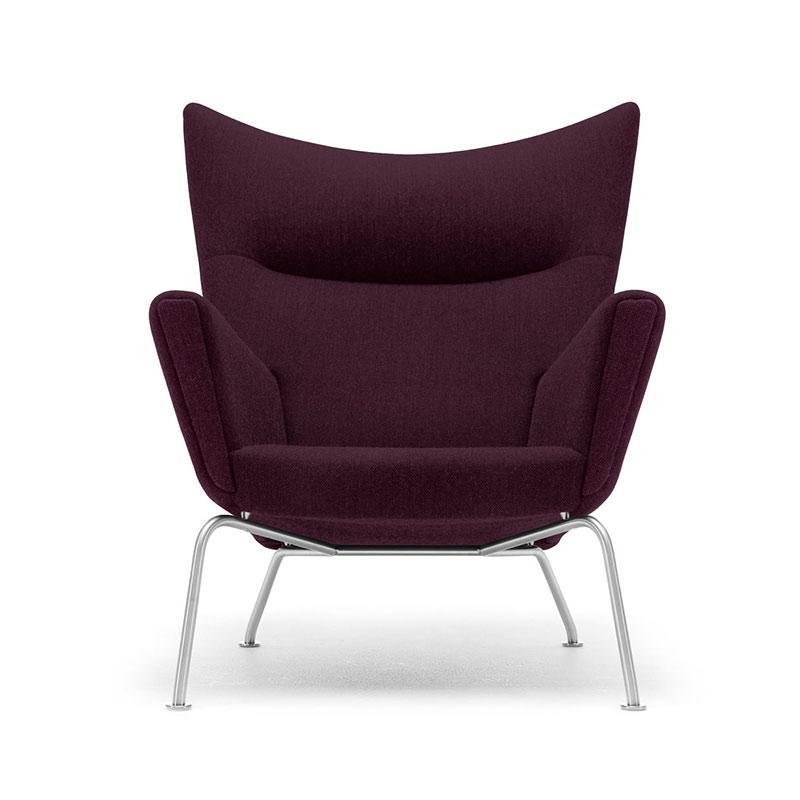 Carl Hansen CH445 Wing Lounge Chair by Hans Wegner Olson and Baker - Designer & Contemporary Sofas, Furniture - Olson and Baker showcases original designs from authentic, designer brands. Buy contemporary furniture, lighting, storage, sofas & chairs at Olson + Baker.