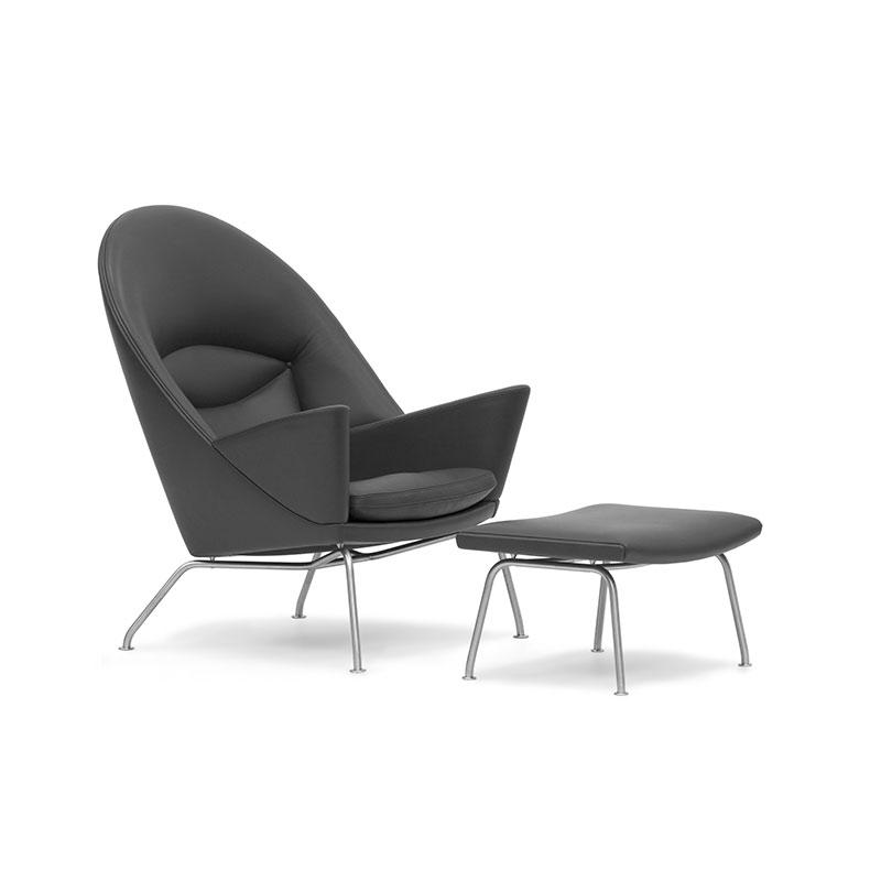 Carl Hansen CH468 Oculus Lounge Chair by Hans Wegner Thor 301 2 Olson and Baker - Designer & Contemporary Sofas, Furniture - Olson and Baker showcases original designs from authentic, designer brands. Buy contemporary furniture, lighting, storage, sofas & chairs at Olson + Baker.