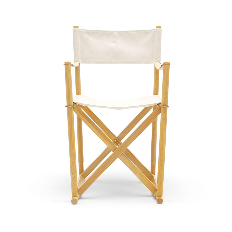 Carl Hansen MK99200 Folding Chair by Mogens Koch Olson and Baker - Designer & Contemporary Sofas, Furniture - Olson and Baker showcases original designs from authentic, designer brands. Buy contemporary furniture, lighting, storage, sofas & chairs at Olson + Baker.