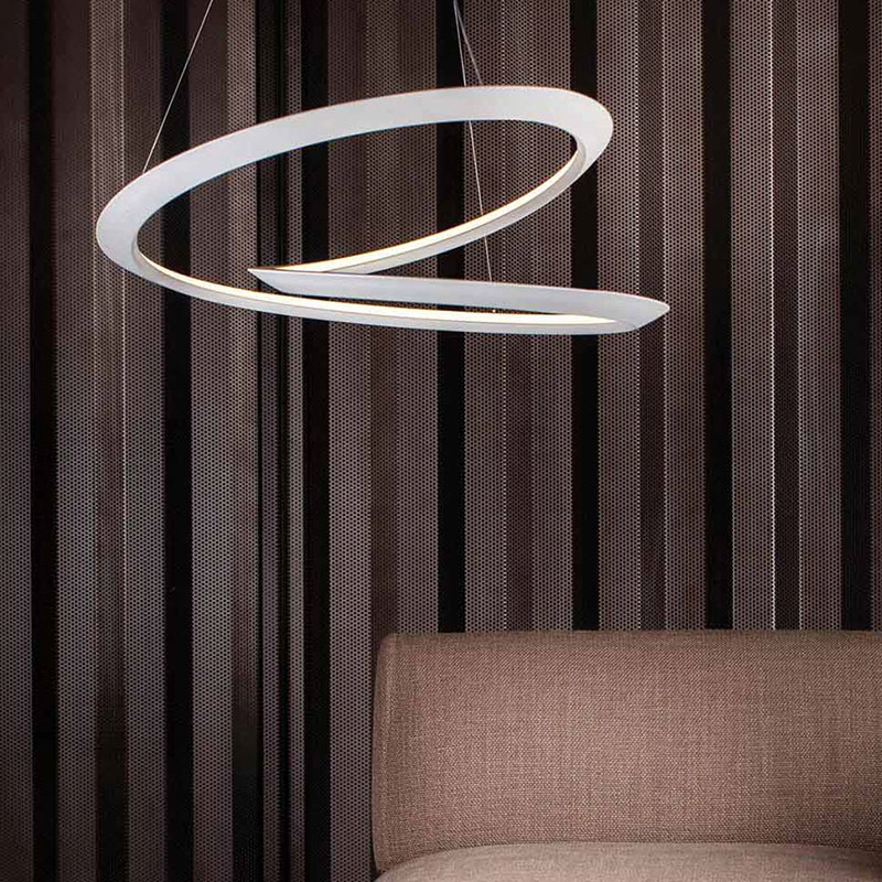 Nemo Kepler Minor Pendant Lamp by A. Miyake 3 Olson and Baker - Designer & Contemporary Sofas, Furniture - Olson and Baker showcases original designs from authentic, designer brands. Buy contemporary furniture, lighting, storage, sofas & chairs at Olson + Baker.
