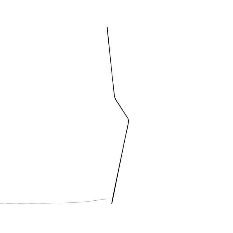 Nemo Lighting Neo Floor Lamp by Bernhard Osann Olson and Baker - Designer & Contemporary Sofas, Furniture - Olson and Baker showcases original designs from authentic, designer brands. Buy contemporary furniture, lighting, storage, sofas & chairs at Olson + Baker.
