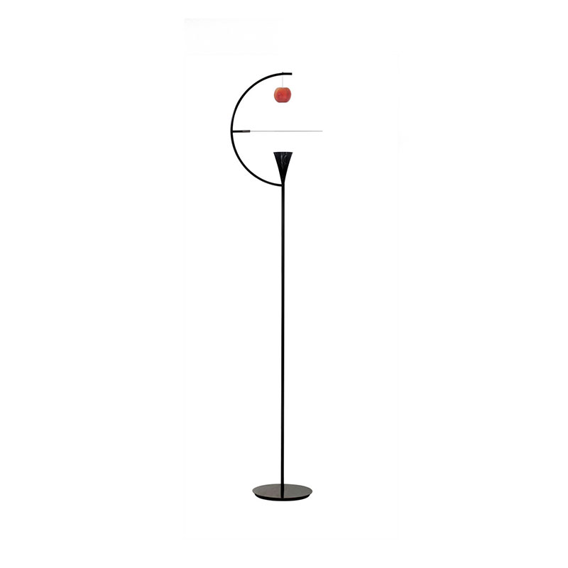 Nemo Lighting Newton Floor Lamp by Andrea Branzi Olson and Baker - Designer & Contemporary Sofas, Furniture - Olson and Baker showcases original designs from authentic, designer brands. Buy contemporary furniture, lighting, storage, sofas & chairs at Olson + Baker.