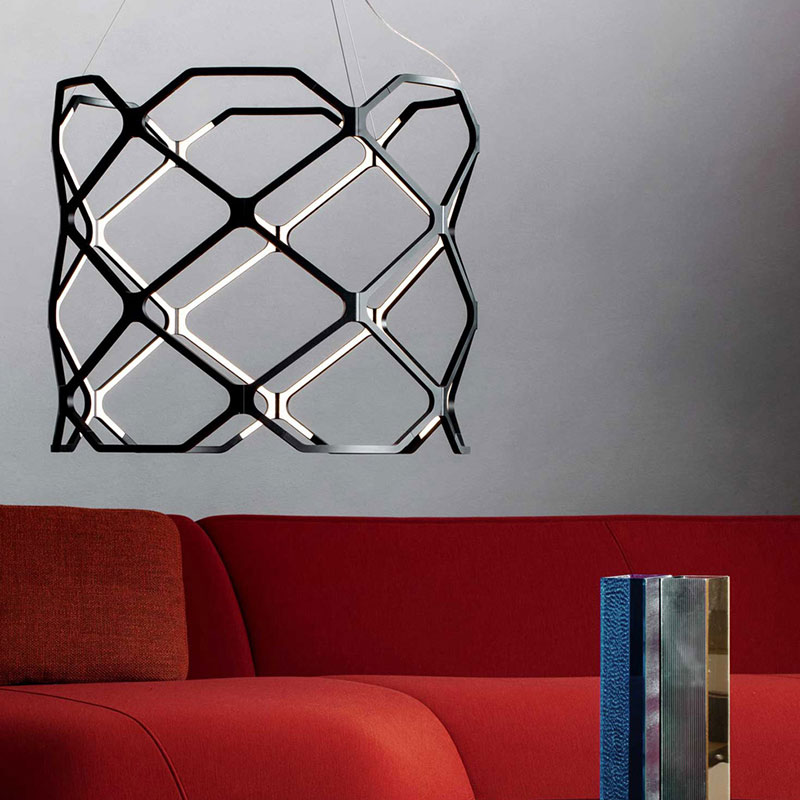 Nemo Titia Pendant Lamp by A. Miyake 3 Olson and Baker - Designer & Contemporary Sofas, Furniture - Olson and Baker showcases original designs from authentic, designer brands. Buy contemporary furniture, lighting, storage, sofas & chairs at Olson + Baker.