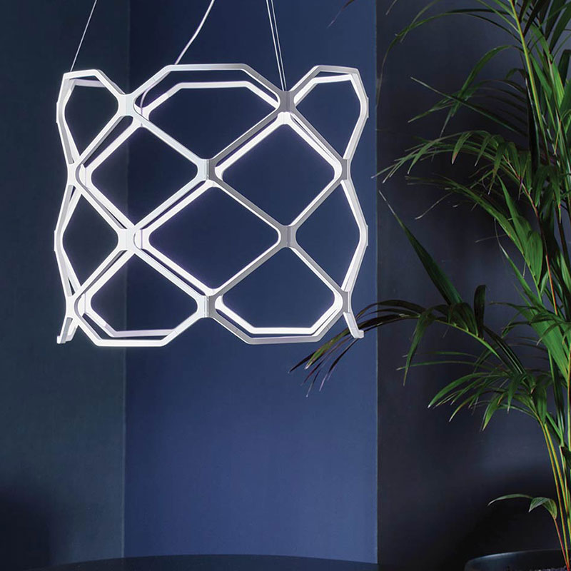 Nemo Lighting Titia Pendant Light by A. Miyake Olson and Baker - Designer & Contemporary Sofas, Furniture - Olson and Baker showcases original designs from authentic, designer brands. Buy contemporary furniture, lighting, storage, sofas & chairs at Olson + Baker.