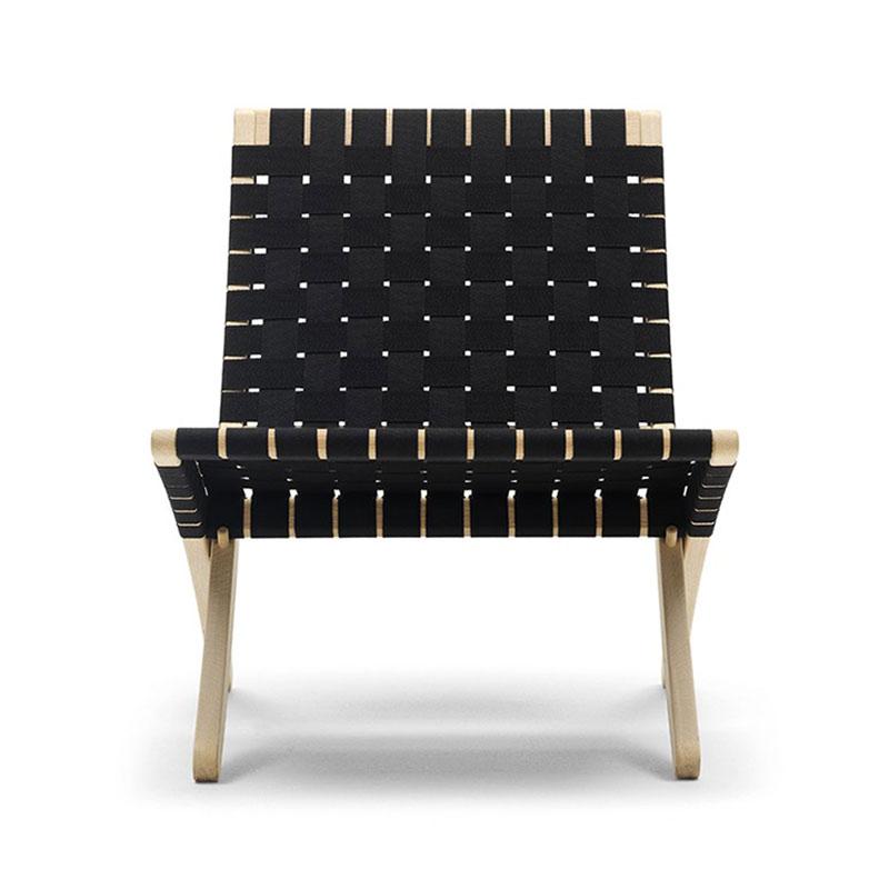 Carl Hansen MG501 Cuba Lounge Chair by Morten Gøttler Olson and Baker - Designer & Contemporary Sofas, Furniture - Olson and Baker showcases original designs from authentic, designer brands. Buy contemporary furniture, lighting, storage, sofas & chairs at Olson + Baker.