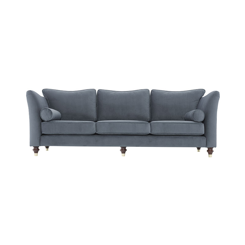 Olson and Baker Gosling Three Seat Sofa by Olson and Baker Studio Olson and Baker - Designer & Contemporary Sofas, Furniture - Olson and Baker showcases original designs from authentic, designer brands. Buy contemporary furniture, lighting, storage, sofas & chairs at Olson + Baker.