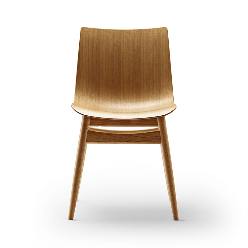 Carl Hansen BA001T Preludia Wood Chair by Brad Ascalon Olson and Baker - Designer & Contemporary Sofas, Furniture - Olson and Baker showcases original designs from authentic, designer brands. Buy contemporary furniture, lighting, storage, sofas & chairs at Olson + Baker.