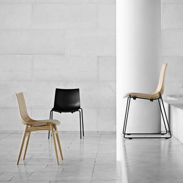 BA001T Preludia Wood Chair