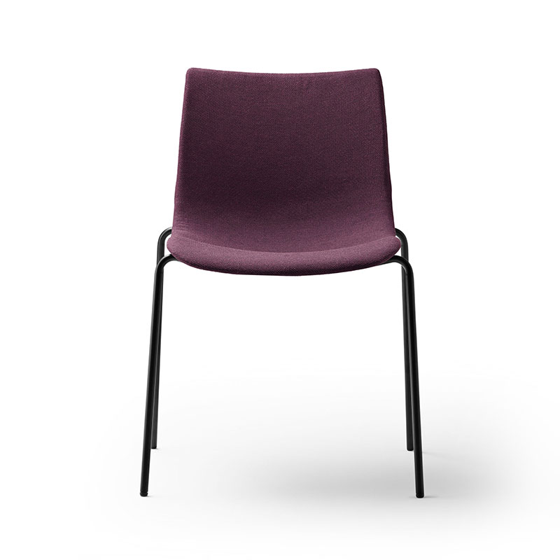 Carl Hansen BA002F Preludia Fully Upholstered Chair by Brad Ascalon
