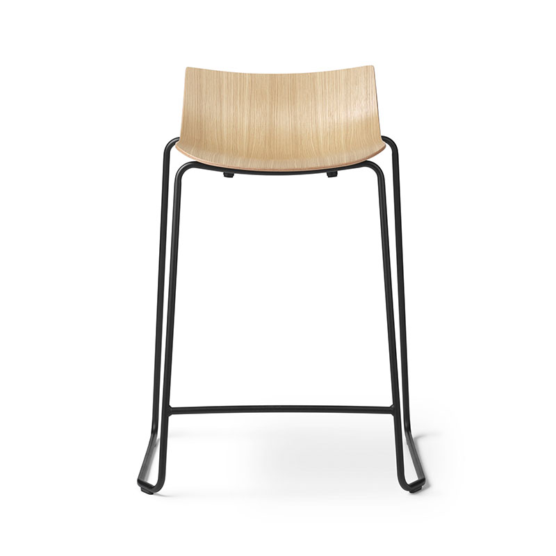Carl Hansen BA004T Preludia Counter Stool by Brad Ascalon Olson and Baker - Designer & Contemporary Sofas, Furniture - Olson and Baker showcases original designs from authentic, designer brands. Buy contemporary furniture, lighting, storage, sofas & chairs at Olson + Baker.