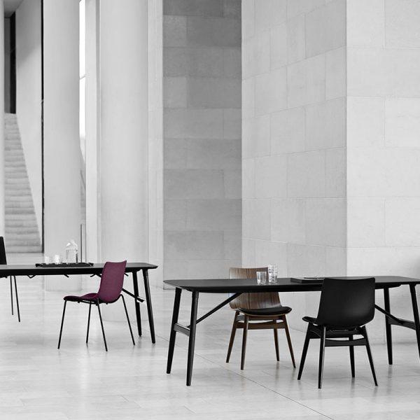 BA101 Preludia 200x80cm Dining Table