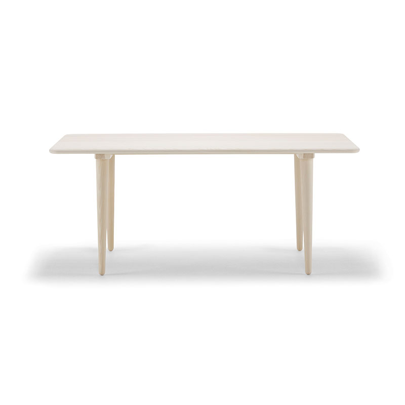 Carl Hansen CH011 Rectangular Coffee Table by Hans Wegner Olson and Baker - Designer & Contemporary Sofas, Furniture - Olson and Baker showcases original designs from authentic, designer brands. Buy contemporary furniture, lighting, storage, sofas & chairs at Olson + Baker.