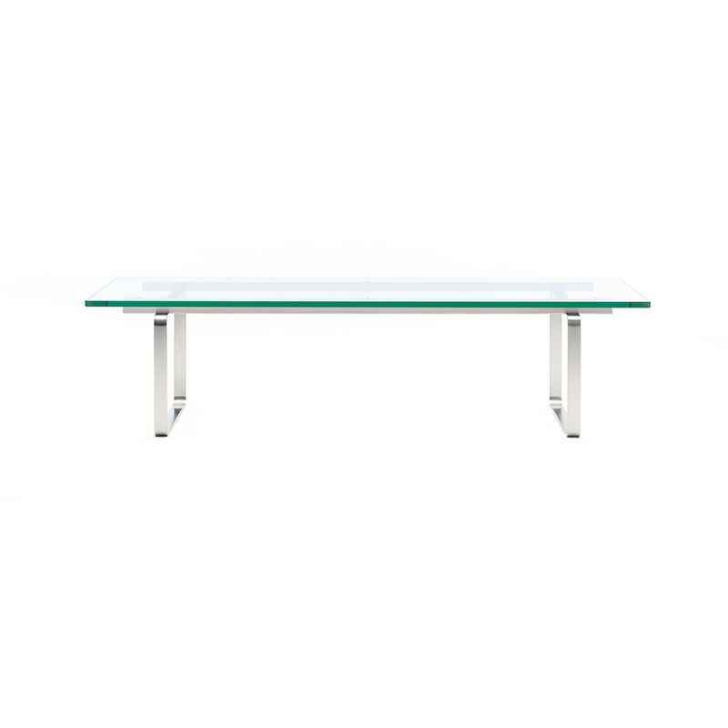 Carl Hansen CH108 Coffee Table by Hans Wegner Olson and Baker - Designer & Contemporary Sofas, Furniture - Olson and Baker showcases original designs from authentic, designer brands. Buy contemporary furniture, lighting, storage, sofas & chairs at Olson + Baker.