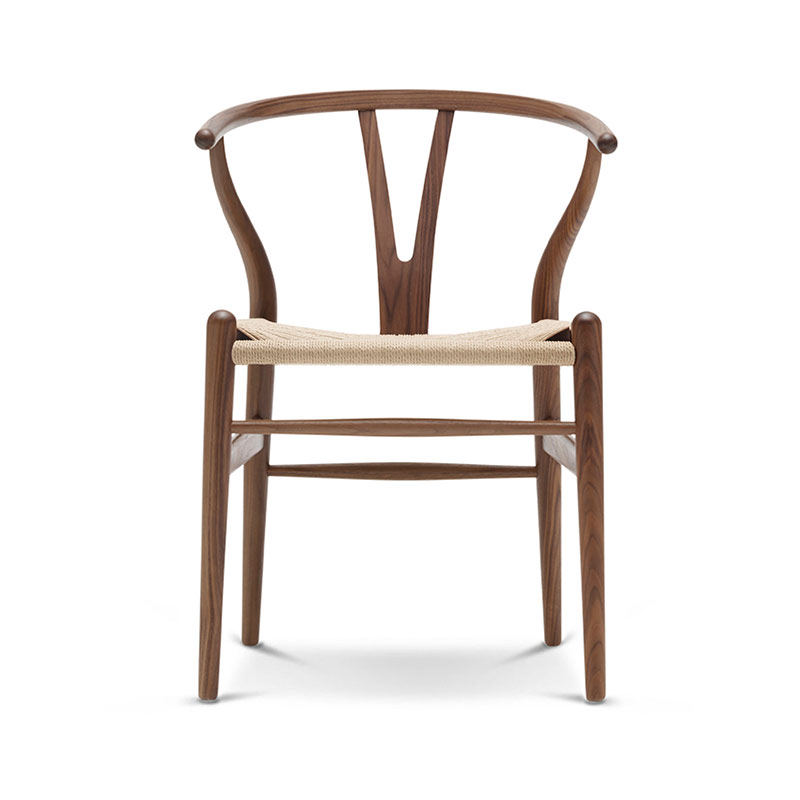 Carl Hansen CH24 Wishbone Chair by Hans Wegner