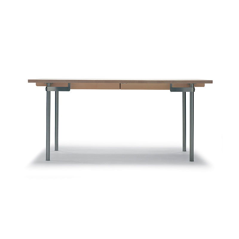 Carl Hansen CH322 160-400x95cm Extendable Dining Table by Hans Wegner Olson and Baker - Designer & Contemporary Sofas, Furniture - Olson and Baker showcases original designs from authentic, designer brands. Buy contemporary furniture, lighting, storage, sofas & chairs at Olson + Baker.