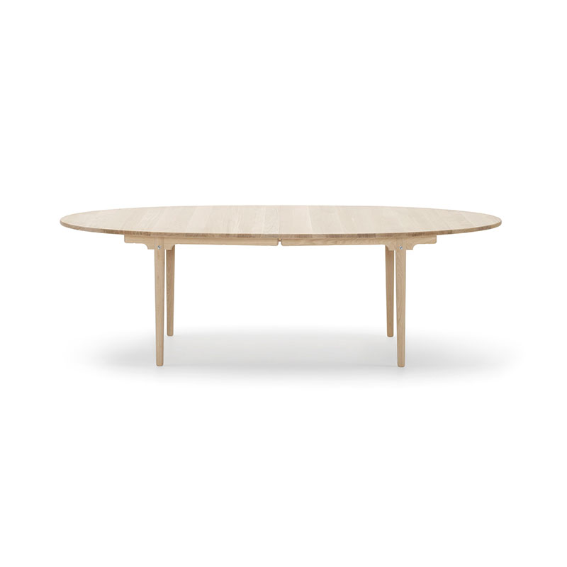 Carl Hansen CH339 240-480x115cm Extendable Dining Table by Hans Wegner Olson and Baker - Designer & Contemporary Sofas, Furniture - Olson and Baker showcases original designs from authentic, designer brands. Buy contemporary furniture, lighting, storage, sofas & chairs at Olson + Baker.