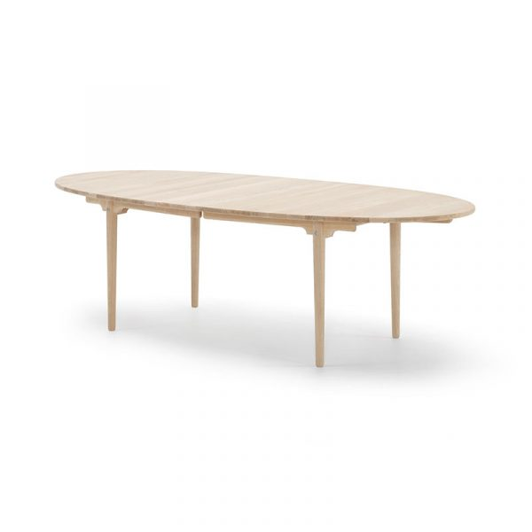 CH339 240-480x115cm Extendable Dining Table
