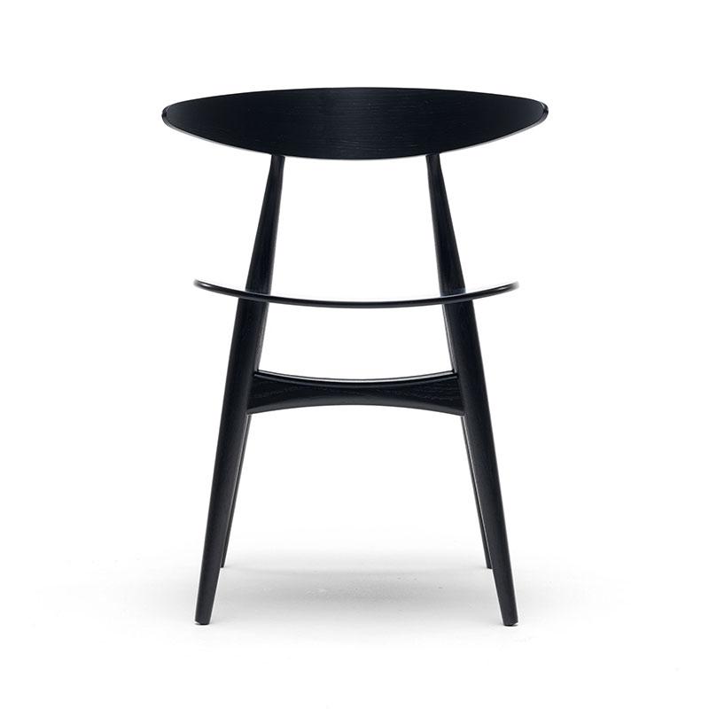 Carl Hansen CH33T Unupholstered Chair by Hans Wegner Olson and Baker - Designer & Contemporary Sofas, Furniture - Olson and Baker showcases original designs from authentic, designer brands. Buy contemporary furniture, lighting, storage, sofas & chairs at Olson + Baker.