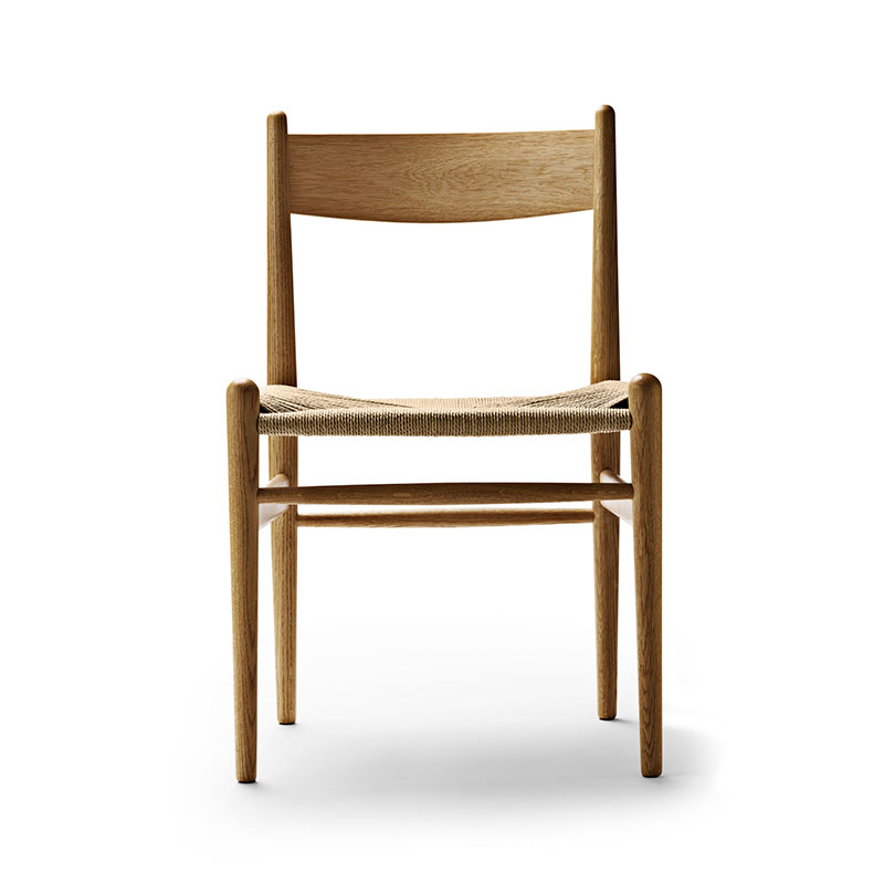 Carl Hansen CH36 Chair by Hans Wegner Olson and Baker - Designer & Contemporary Sofas, Furniture - Olson and Baker showcases original designs from authentic, designer brands. Buy contemporary furniture, lighting, storage, sofas & chairs at Olson + Baker.