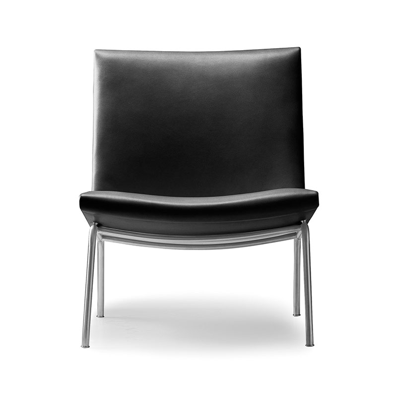 Carl Hansen CH401 Lounge Chair by Hans Wegner Olson and Baker - Designer & Contemporary Sofas, Furniture - Olson and Baker showcases original designs from authentic, designer brands. Buy contemporary furniture, lighting, storage, sofas & chairs at Olson + Baker.