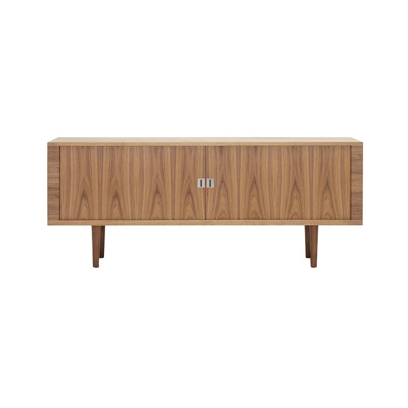 Carl Hansen CH825 Credenza by Hans Wegner Olson and Baker - Designer & Contemporary Sofas, Furniture - Olson and Baker showcases original designs from authentic, designer brands. Buy contemporary furniture, lighting, storage, sofas & chairs at Olson + Baker.