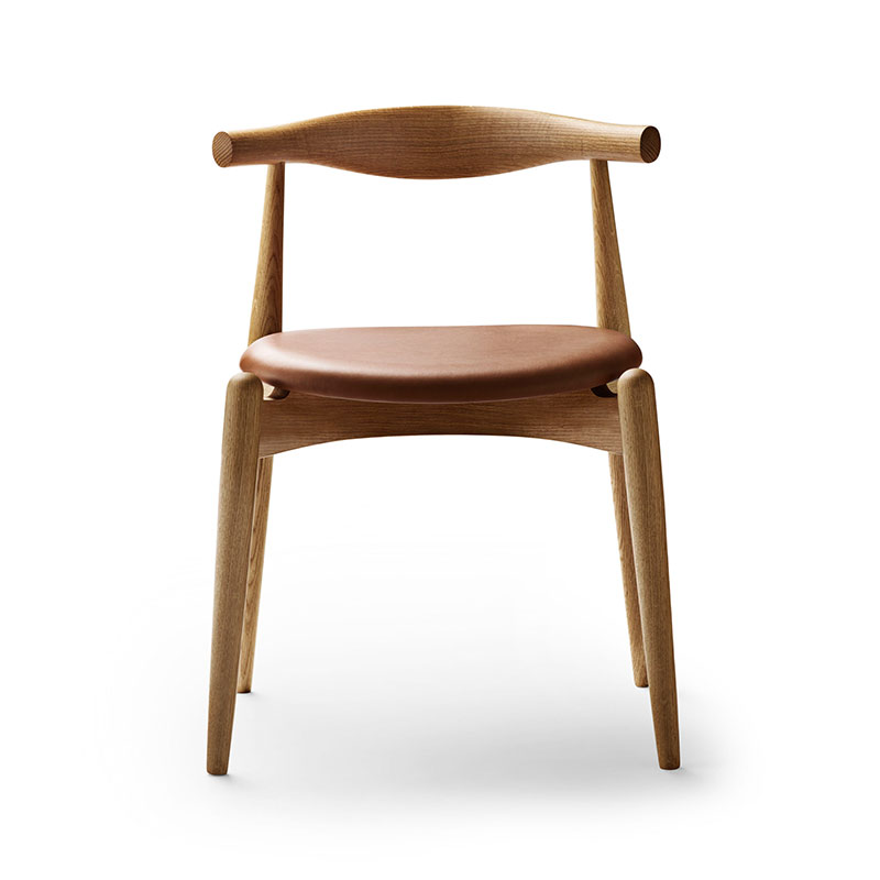 Carl Hansen CH20 Elbow Chair by Hans Wegner Olson and Baker - Designer & Contemporary Sofas, Furniture - Olson and Baker showcases original designs from authentic, designer brands. Buy contemporary furniture, lighting, storage, sofas & chairs at Olson + Baker.