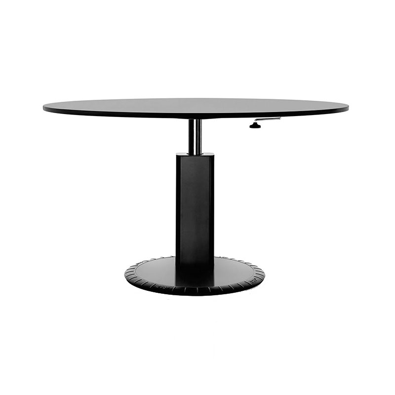 Magis 360° Round Dining Table by Konstantin Grcic Olson and Baker - Designer & Contemporary Sofas, Furniture - Olson and Baker showcases original designs from authentic, designer brands. Buy contemporary furniture, lighting, storage, sofas & chairs at Olson + Baker.