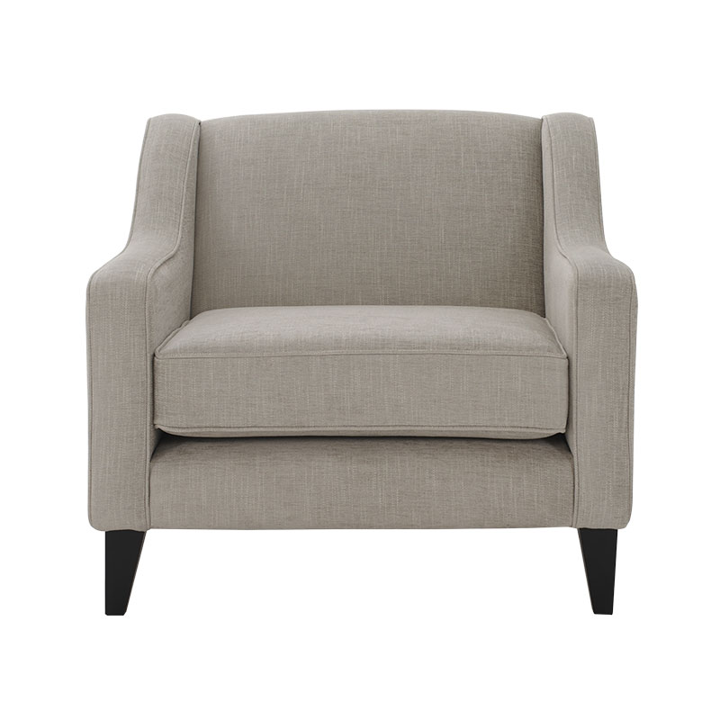 Olson and Baker Goodall Armchair by Olson and Baker Studio Olson and Baker - Designer & Contemporary Sofas, Furniture - Olson and Baker showcases original designs from authentic, designer brands. Buy contemporary furniture, lighting, storage, sofas & chairs at Olson + Baker.