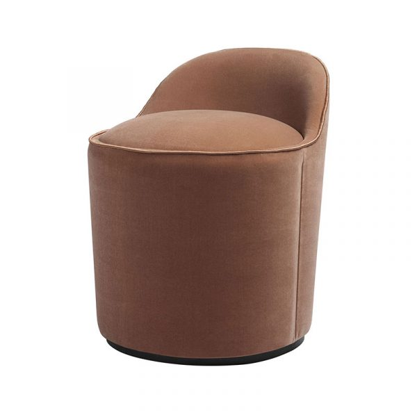 Tail Low Back Lounge Chair