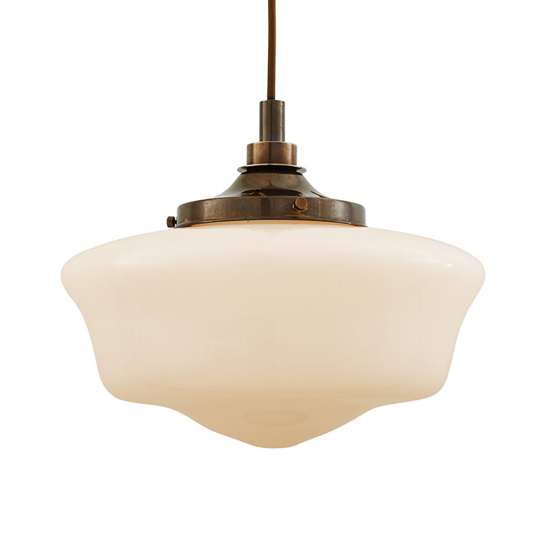 Mullan_Lighting_Anath_Pendant_by_Mullan_Lighting_Antique_Brass_1 Olson and Baker - Designer & Contemporary Sofas, Furniture - Olson and Baker showcases original designs from authentic, designer brands. Buy contemporary furniture, lighting, storage, sofas & chairs at Olson + Baker.