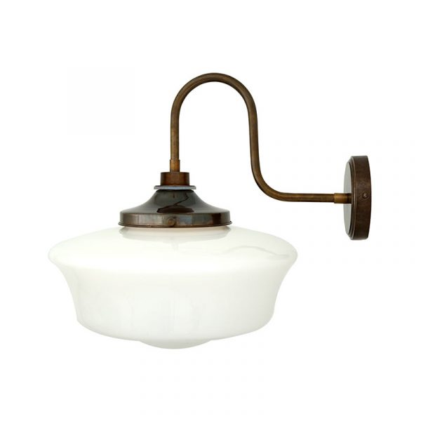 Anath Swan Neck Wall Lamp