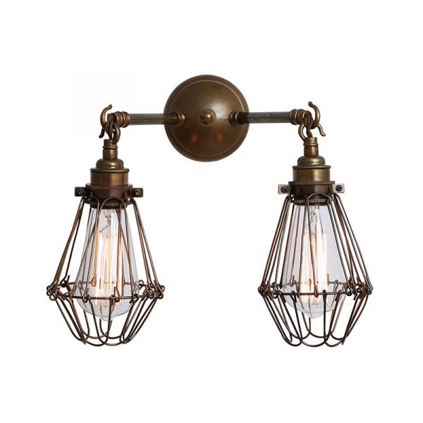 Rigo Double Wall Lamp