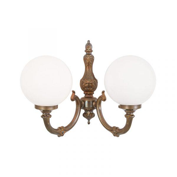 Ben 2 Arm Wall Lamp