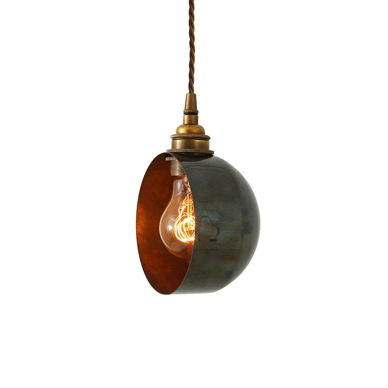Mullan Lighting Bogota Pendant Light by Mullan Lighting Olson and Baker - Designer & Contemporary Sofas, Furniture - Olson and Baker showcases original designs from authentic, designer brands. Buy contemporary furniture, lighting, storage, sofas & chairs at Olson + Baker.