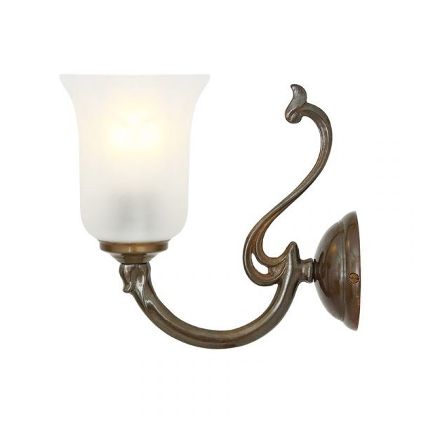 Brisbane Single Arm Wall Lamp