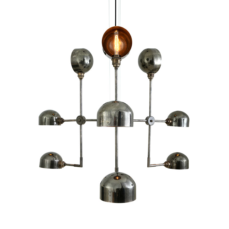 Mullan Lighting Comala Chandelier by Mullan Lighting Olson and Baker - Designer & Contemporary Sofas, Furniture - Olson and Baker showcases original designs from authentic, designer brands. Buy contemporary furniture, lighting, storage, sofas & chairs at Olson + Baker.