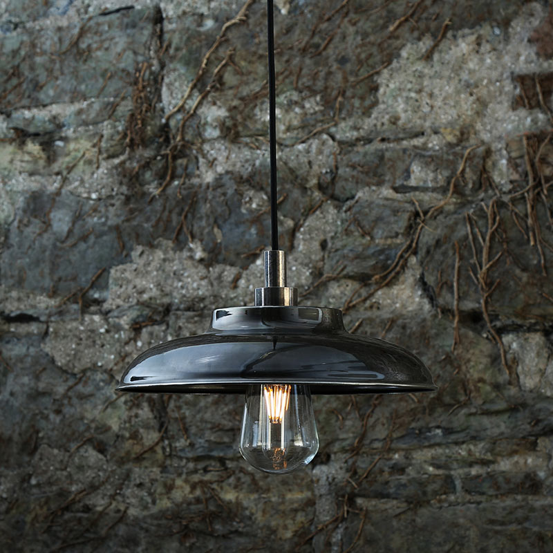 Mullan_Lighting_Darya_Pendant_by_Mullan_Lighting_Antique_Silver_2 Olson and Baker - Designer & Contemporary Sofas, Furniture - Olson and Baker showcases original designs from authentic, designer brands. Buy contemporary furniture, lighting, storage, sofas & chairs at Olson + Baker.
