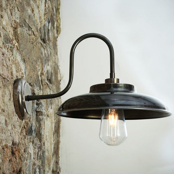 Darya Swan Neck Wall Lamp
