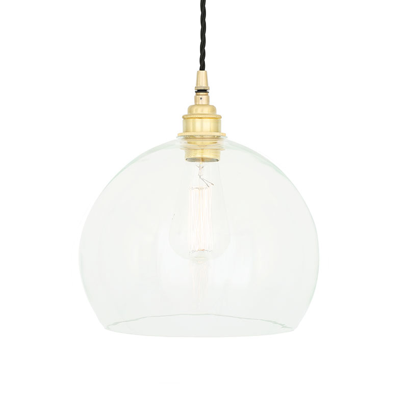 Mullan Lighting Eden 25cm Pendant Light by Mullan Lighting Olson and Baker - Designer & Contemporary Sofas, Furniture - Olson and Baker showcases original designs from authentic, designer brands. Buy contemporary furniture, lighting, storage, sofas & chairs at Olson + Baker.