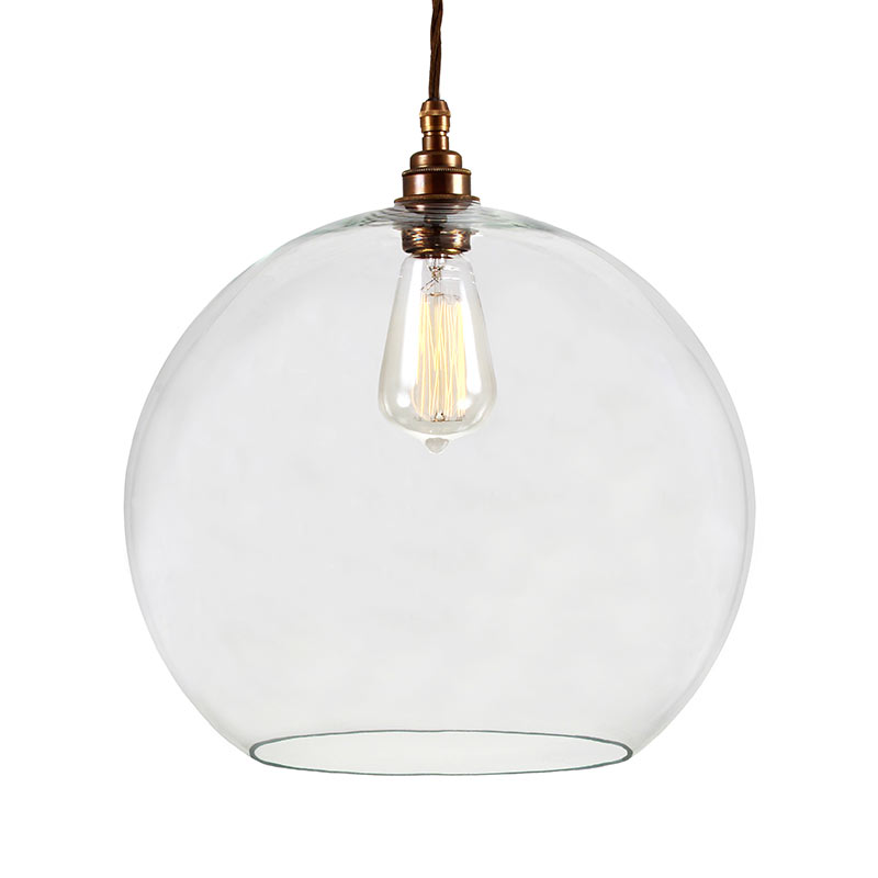 Mullan Lighting Eden 35cm Pendant Light by Mullan Lighting Olson and Baker - Designer & Contemporary Sofas, Furniture - Olson and Baker showcases original designs from authentic, designer brands. Buy contemporary furniture, lighting, storage, sofas & chairs at Olson + Baker.