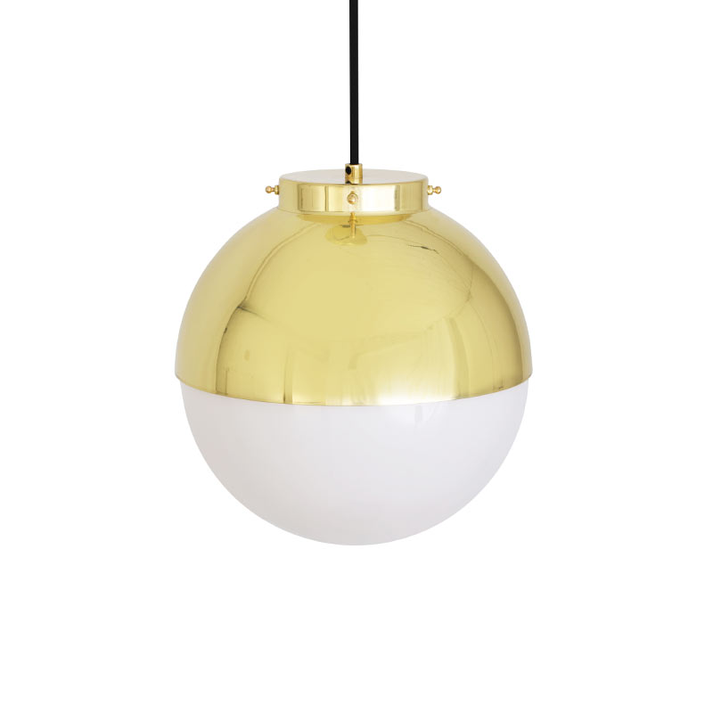 Mullan Lighting Florence Pendant Light by Mullan Lighting Olson and Baker - Designer & Contemporary Sofas, Furniture - Olson and Baker showcases original designs from authentic, designer brands. Buy contemporary furniture, lighting, storage, sofas & chairs at Olson + Baker.