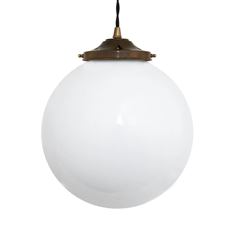 Mullan Lighting Gentry 30cm Pendant Light by Mullan Lighting Olson and Baker - Designer & Contemporary Sofas, Furniture - Olson and Baker showcases original designs from authentic, designer brands. Buy contemporary furniture, lighting, storage, sofas & chairs at Olson + Baker.