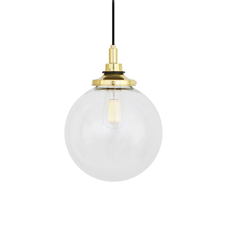 Mullan Lighting Laguna 25cm Pendant Light by Mullan Lighting Olson and Baker - Designer & Contemporary Sofas, Furniture - Olson and Baker showcases original designs from authentic, designer brands. Buy contemporary furniture, lighting, storage, sofas & chairs at Olson + Baker.