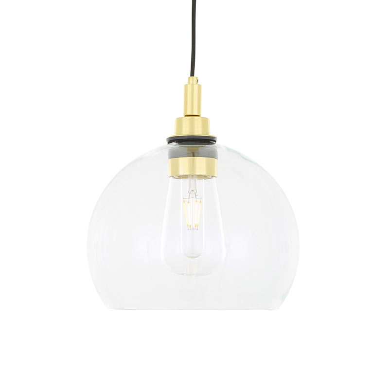 Mullan Lighting Leith 25cm Pendant Light by Mullan Lighting Olson and Baker - Designer & Contemporary Sofas, Furniture - Olson and Baker showcases original designs from authentic, designer brands. Buy contemporary furniture, lighting, storage, sofas & chairs at Olson + Baker.
