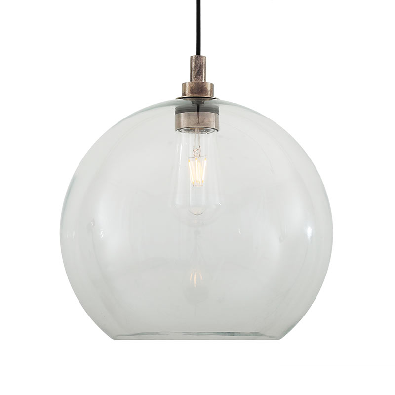 Mullan Lighting Leith 35cm Pendant Light by Mullan Lighting Olson and Baker - Designer & Contemporary Sofas, Furniture - Olson and Baker showcases original designs from authentic, designer brands. Buy contemporary furniture, lighting, storage, sofas & chairs at Olson + Baker.